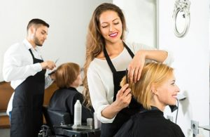 we are a group of professional hairstylists that are willing to give you the best hairstyle from the oldest up to the latest trend of haircuts - Professional Hairstylist